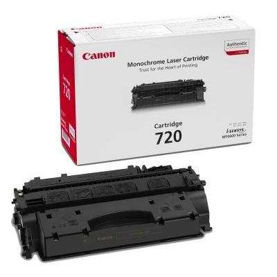 canon 720 Black toner , 5000pages - for canon laser I-Sense MF6680DN